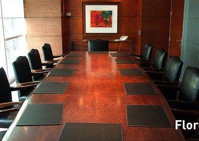 Mesa de reunión Florencia