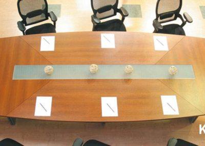 Mesa de reunión Kiklos