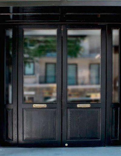Puertas y revestimientos