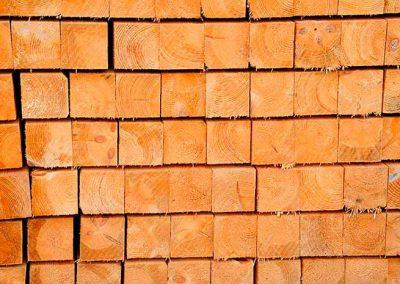 Vigas de madera Prieto