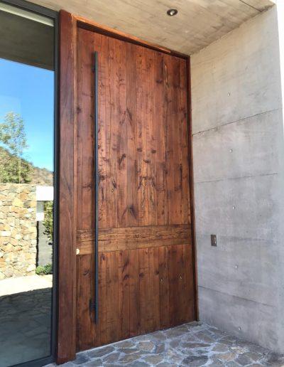 Puerta garces